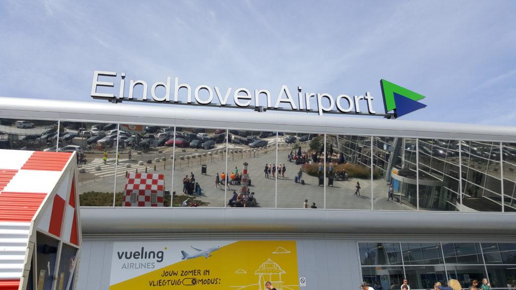 We vertrekken vanaf Eindhoven - met zonneschijn!